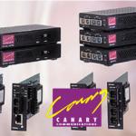 Standard and single fiber, bi-directional Gigabit Ethernet Converters